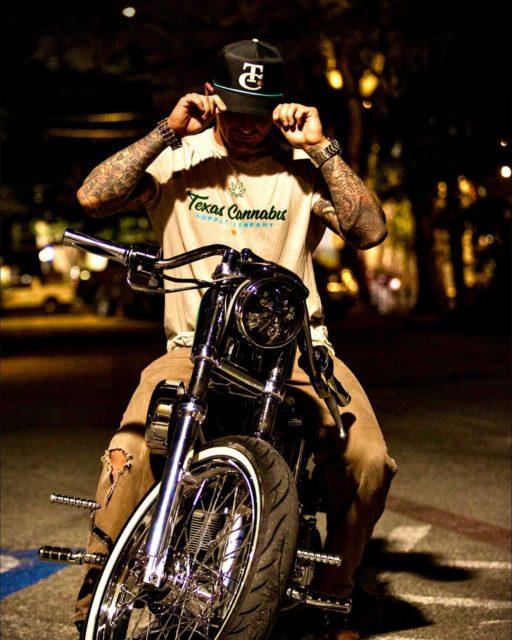 Night rider 🏍