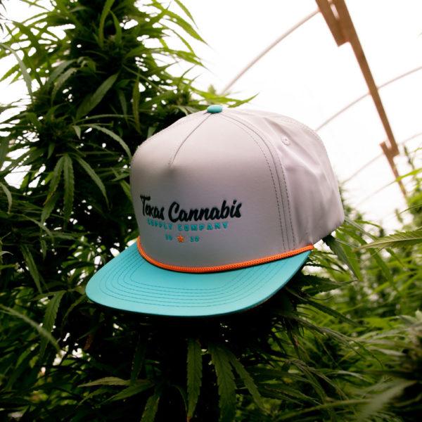 Texas Cannabis Supply Blue / Grey Hat