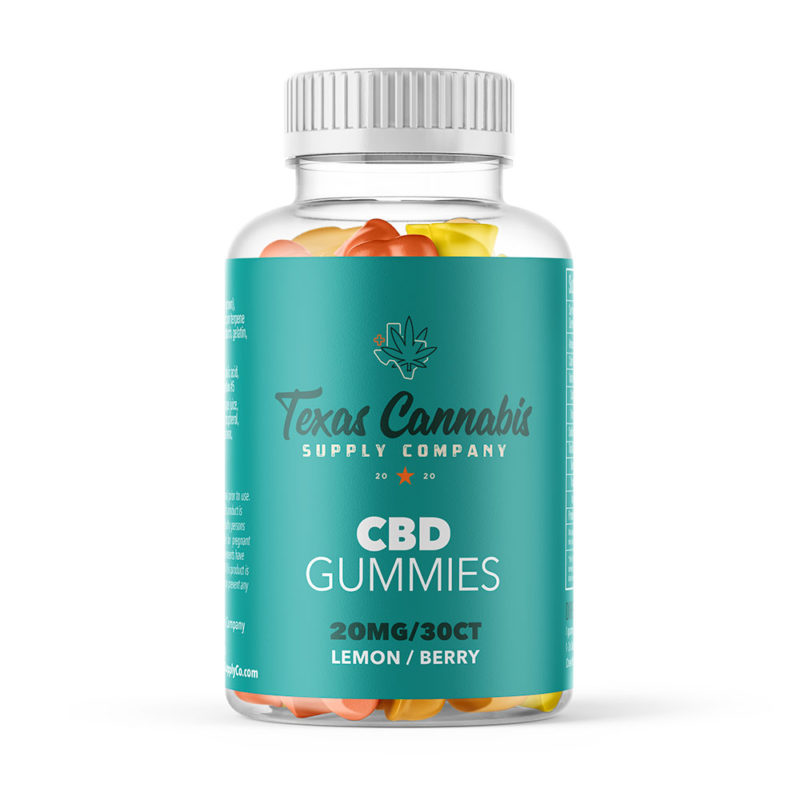 20 mg cbd gummies